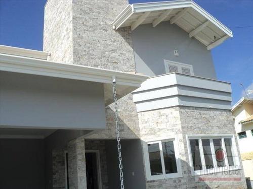 casa residencial à venda, portal dos pássaros, boituva. - ca1884