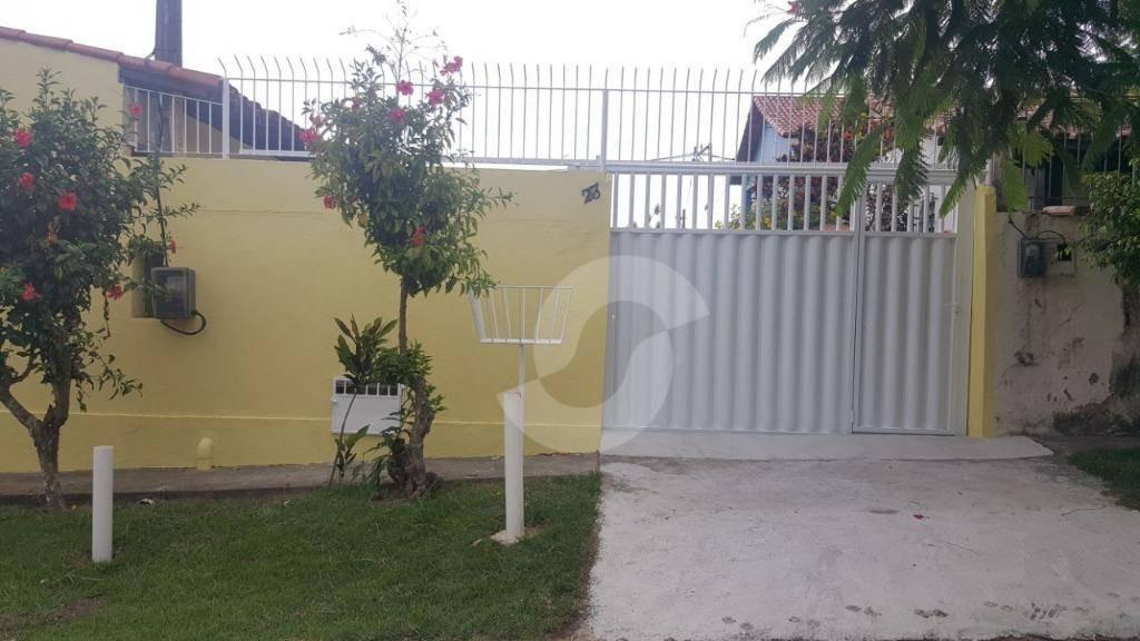 casa residencial à venda, porto da aldeia, são pedro da aldeia. - ca0803