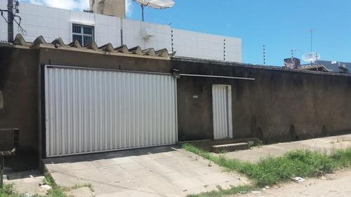 casa residencial à venda, prado, recife. - ca0204