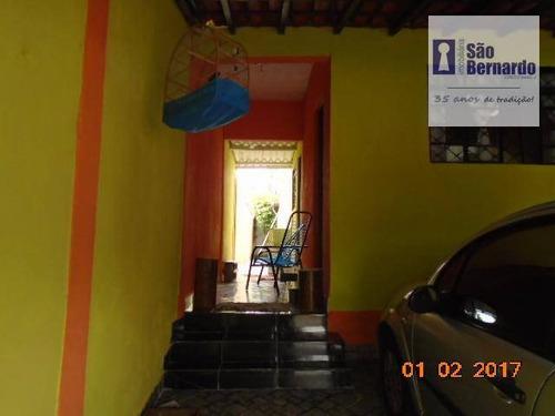 casa residencial à venda, praia azul, americana. - ca1142