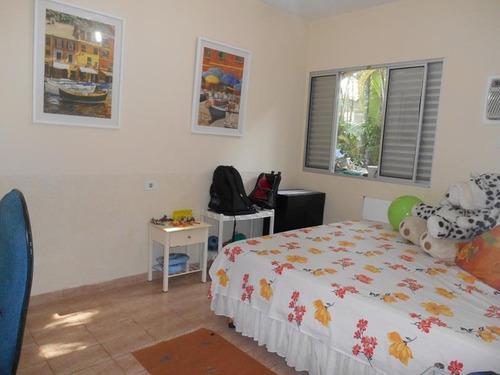casa residencial à venda, praia da enseada, guarujá - ca0074. - ca0074