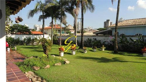 casa residencial à venda, praia da enseada, guarujá. - codigo: ca0017 - ca0017