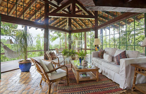 casa residencial à venda, praia de são pedro, guarujá - ca1698. - ca1698