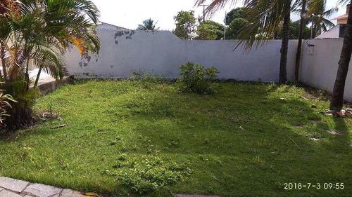 casa residencial à venda, praia do amor, conde. - ca0512