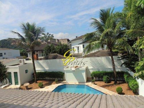 casa  residencial à venda, praia do pernambuco, guarujá. - codigo: ca0049 - ca0049