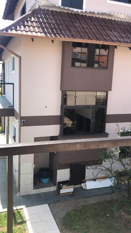 casa residencial à venda, praia do sonho (ens brito), palhoça. - ca1722
