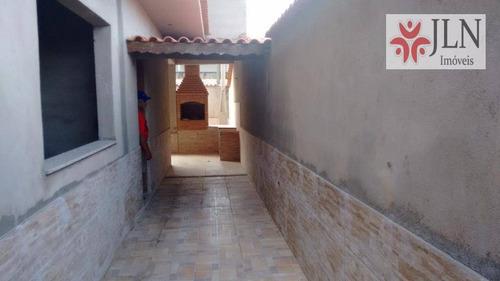 casa  residencial à venda, praia do sonho, itanhaém. - ca0133