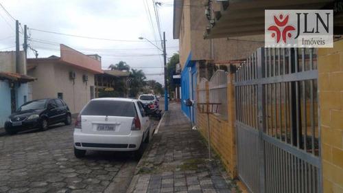 casa residencial à venda, praia do sonho, itanhaém. - ca0313