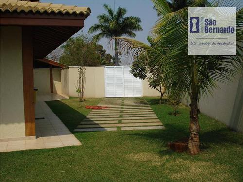 casa residencial à venda, praia dos namorados, americana. - ca0435