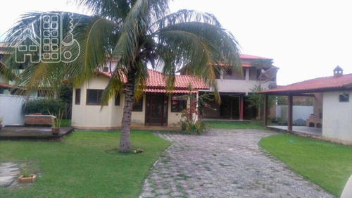 casa residencial à venda, praia seca, araruama. - ca0630