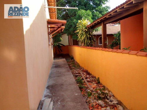 casa residencial à venda, praia seca, araruama. - ca0719