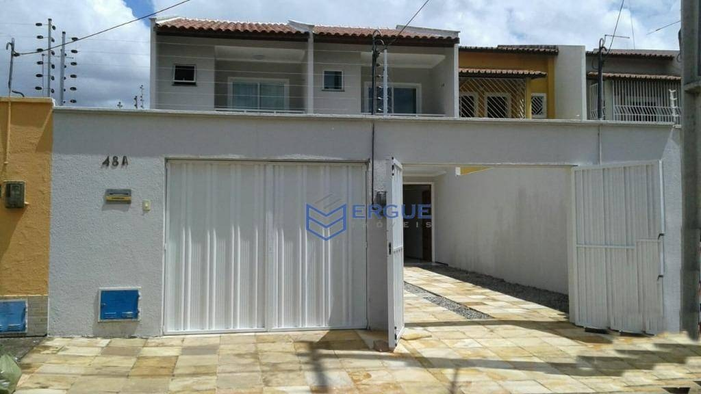 casa residencial à venda, prefeito josé walter, fortaleza. - ca0616