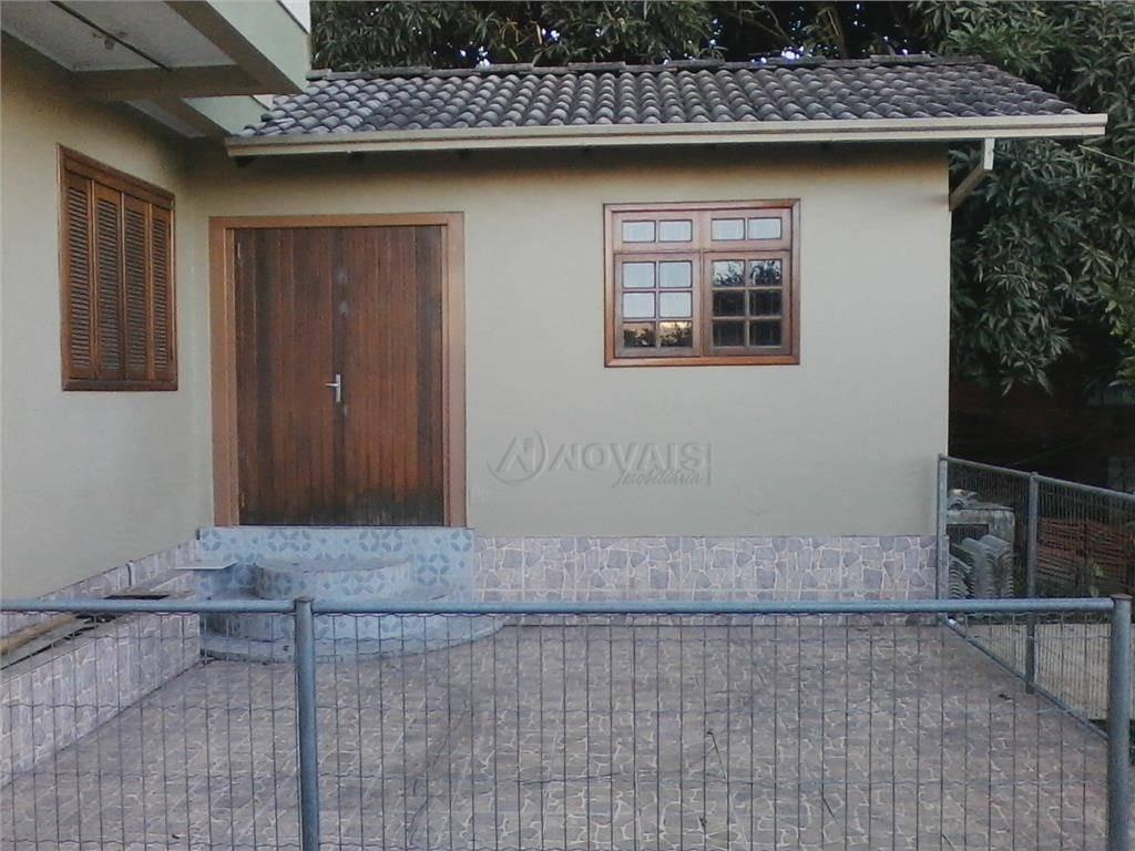 casa residencial à venda, primavera, nova hartz. - ca0589