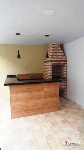 casa residencial à venda, professor josé augusto da silva ribeiro, marília. - ca0366