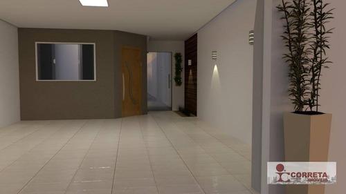 casa residencial à venda, professor josé augusto da silva ribeiro, marília. - ca0516