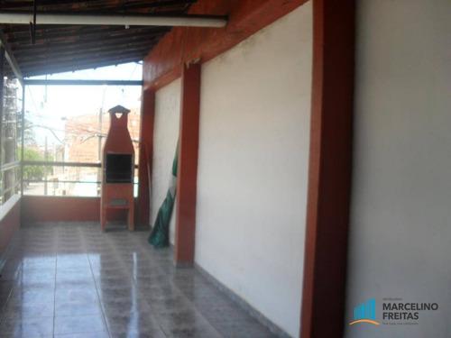 casa residencial à venda, quintino cunha, fortaleza - ca1007. - ca1007