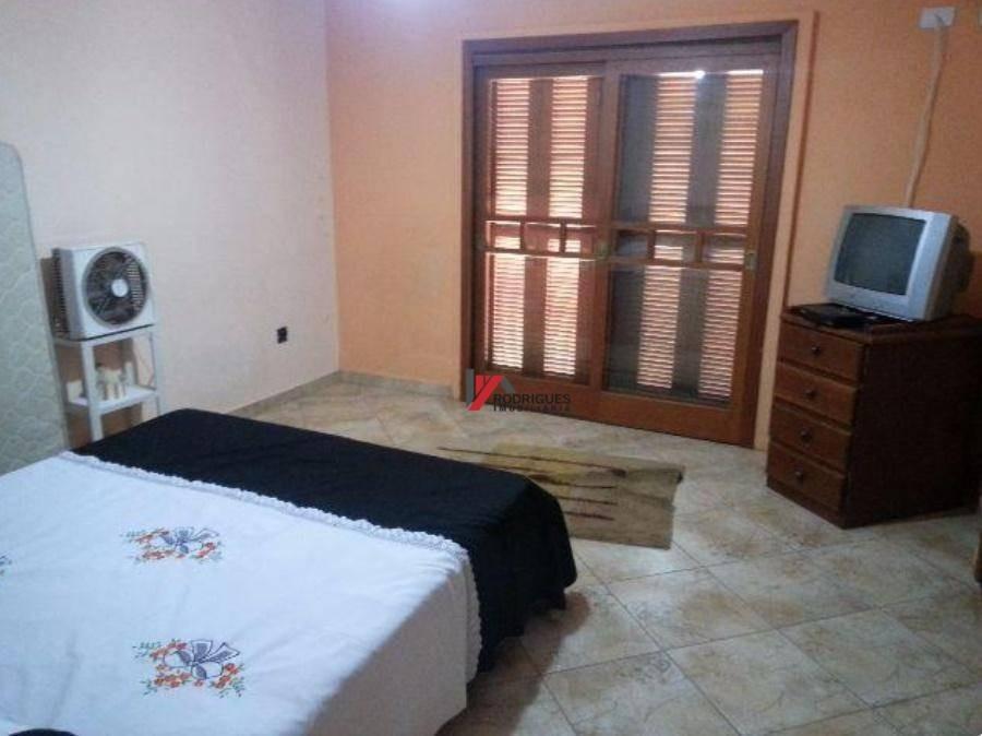 casa residencial à venda, recanto tranqüilo, atibaia. - ca1702