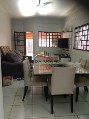 casa residencial à venda, recreio anhangüera, ribeirão preto - ca0521. - ca0521