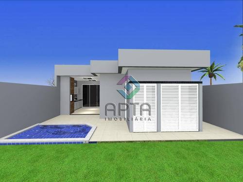 casa residencial à venda, recreio das acácias, ribeirão preto - ca0456. - ca0456