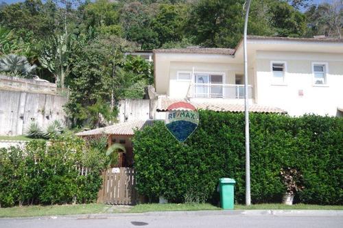 casa residencial à venda, recreio dos bandeirantes, rio de janeiro. - ca0026