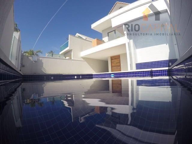 casa residencial à venda, recreio dos bandeirantes, rio de janeiro. - ca0121