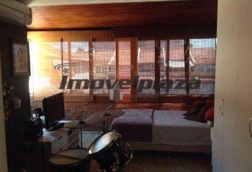casa residencial à venda, recreio dos bandeirantes, rio de janeiro - ca0131. - ca0131