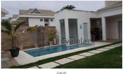 casa residencial à venda, recreio dos bandeirantes, rio de janeiro - ca0194. - ca0194