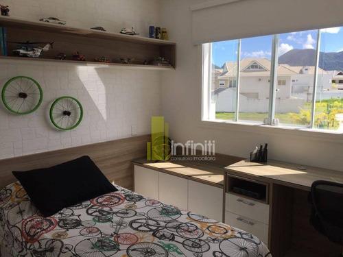 casa residencial à venda, recreio dos bandeirantes, rio de janeiro. - ca0320