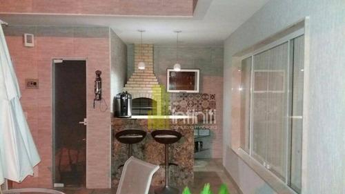 casa residencial à venda, recreio dos bandeirantes, rio de janeiro. - ca0322