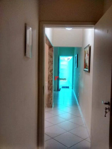 casa residencial à venda, recreio maristela, atibaia. - ca1197
