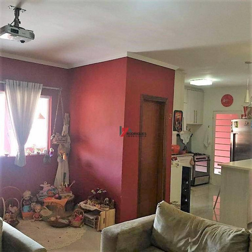 casa residencial à venda, recreio maristela, atibaia. - ca1446