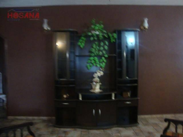 casa  residencial à venda, região central, caieiras. - ca0110