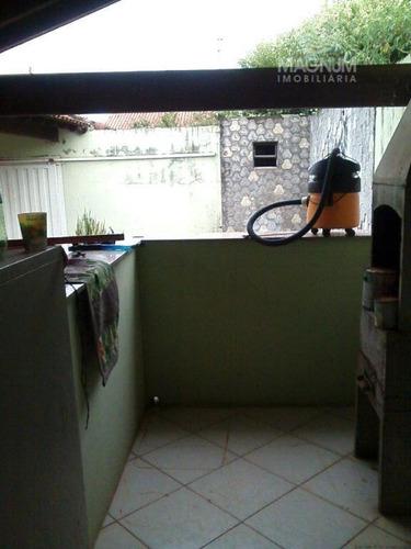 casa  residencial à venda, regissol, mirassol. - ca0549