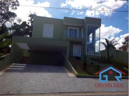 casa  residencial à venda, reserva da granja. - codigo: ca0007 - ca0007