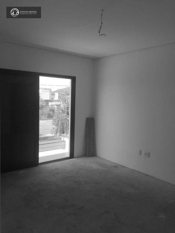 casa residencial à venda, reserva da serra aceita permuta, jundiaí. - ca3040