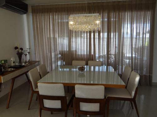 casa residencial à venda, reserva do engenho, piracicaba. - ca2587