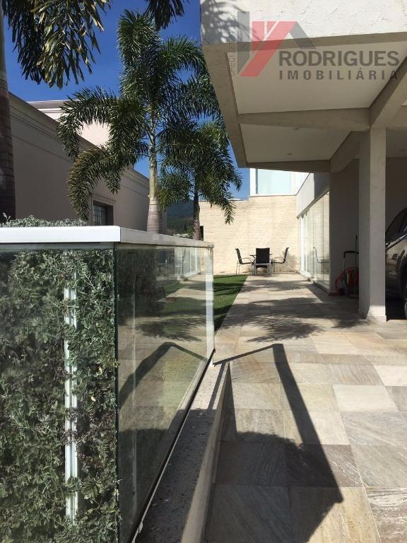 casa  residencial à venda, residencial água verde, atibaia. - ca0724