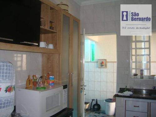casa residencial à venda, residencial boa vista, americana. - ca0520