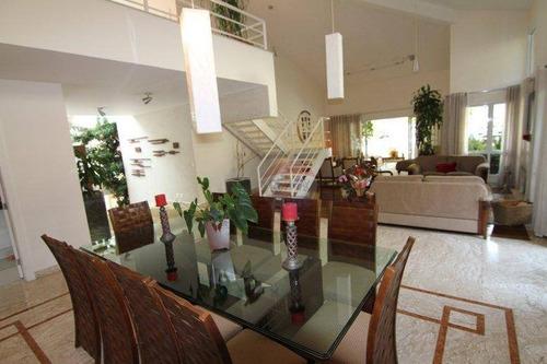 casa residencial à venda, residencial doze (alphaville), santana de parnaíba - ca0084. - ca0084