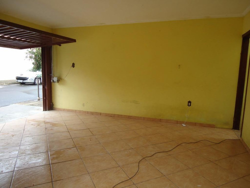 casa residencial à venda, residencial eldorado, piracicaba. - ca1456