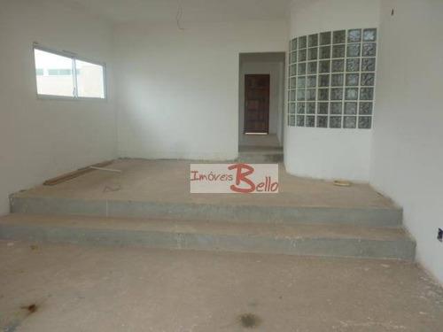 casa residencial à venda, residencial fazenda serrinha, itatiba. - ca0015
