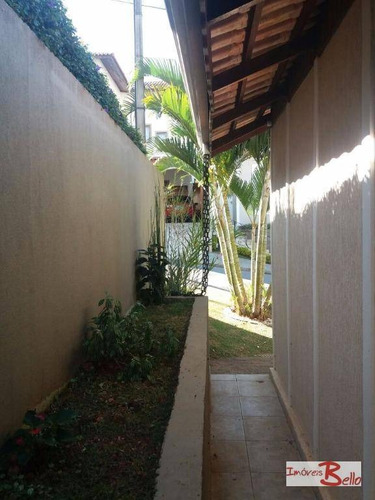 casa residencial à venda, residencial fazenda serrinha, itatiba. - ca0784