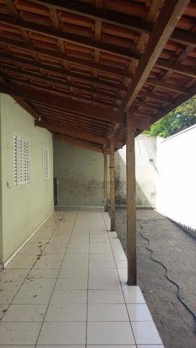 casa residencial à venda, residencial itaim ii, itu. - ca5380