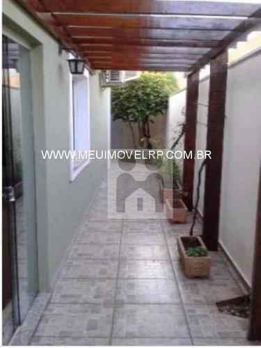 casa residencial à venda, residencial jequitibá, ribeirão preto - ca0173. - ca0173