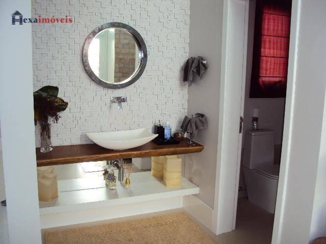 casa residencial à venda, residencial morada dos lagos, barueri - ca0383. - ca0383