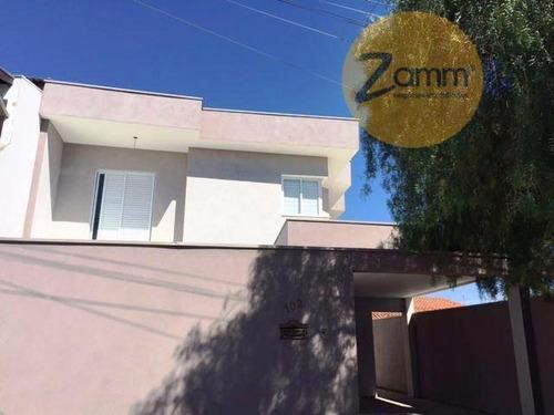 casa residencial à venda, residencial nova aliança, vinhedo. - codigo: ca2035 - ca2035
