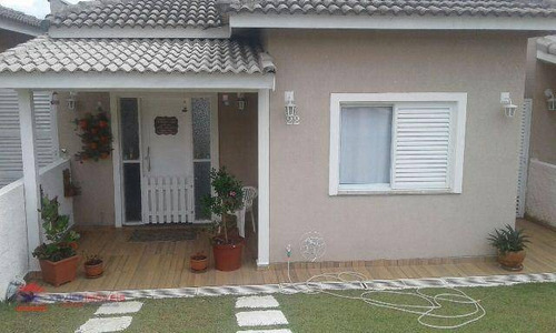 casa residencial à venda, residencial oásis, vargem grande paulista. - ca0270