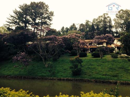 casa  residencial à venda, residencial park, cotia. - codigo: ca0060 - ca0060