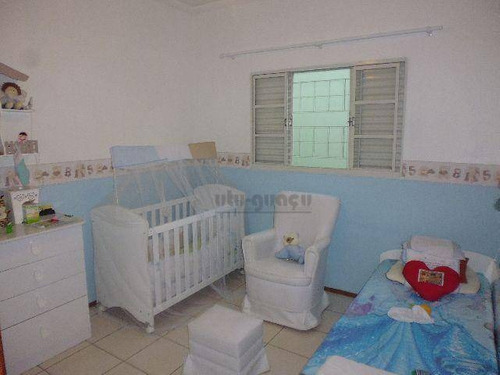 casa residencial à venda, residencial parque são camilo, itu. - ca5251