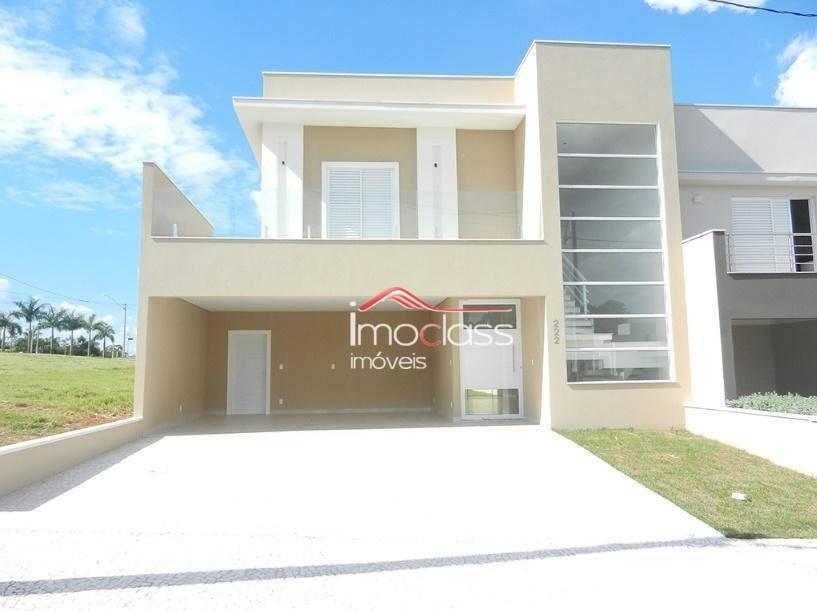 casa residencial à venda, residencial portal do lago, sumaré. - ca0677